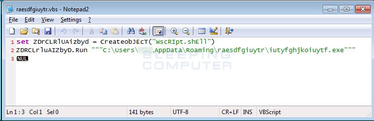 VBS Autorun File
