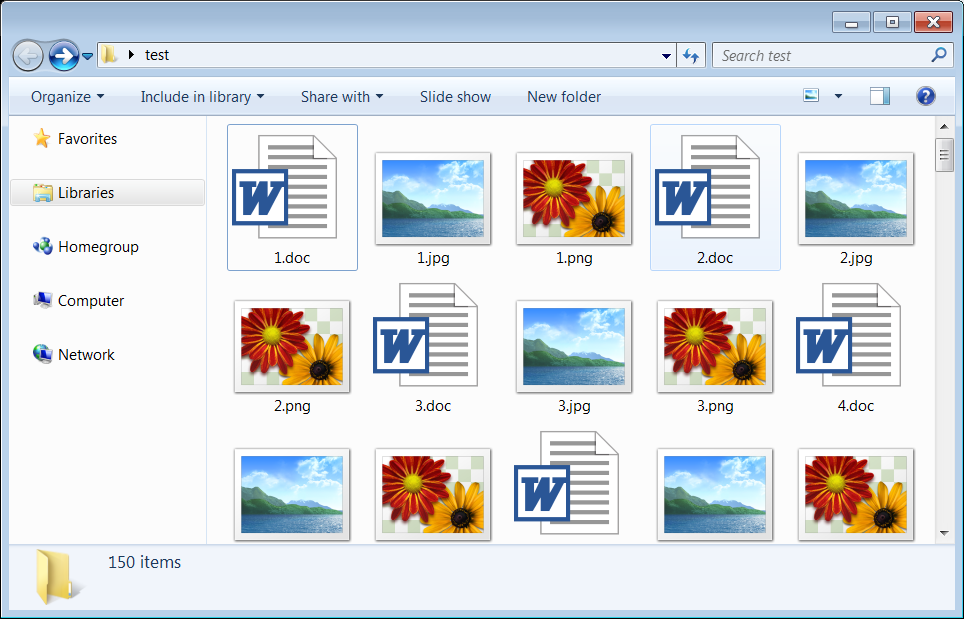 Decrypted Folder