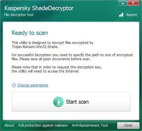 ShadeDecryptor