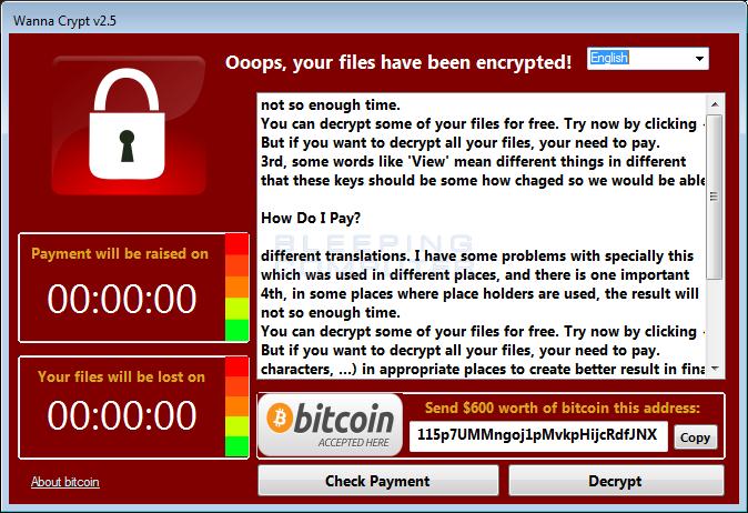 Wanna Crypt v2.5
