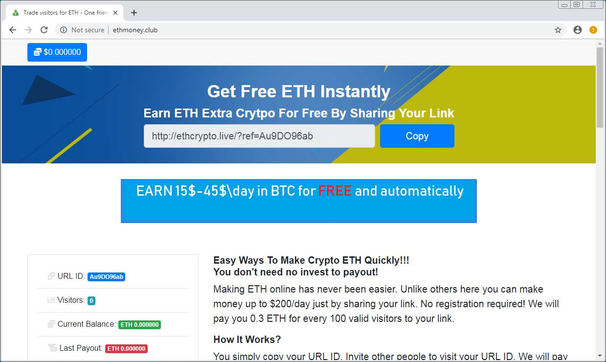 New Bitcoin Scam Leads to Ransomware and Info-Stealing Trojans