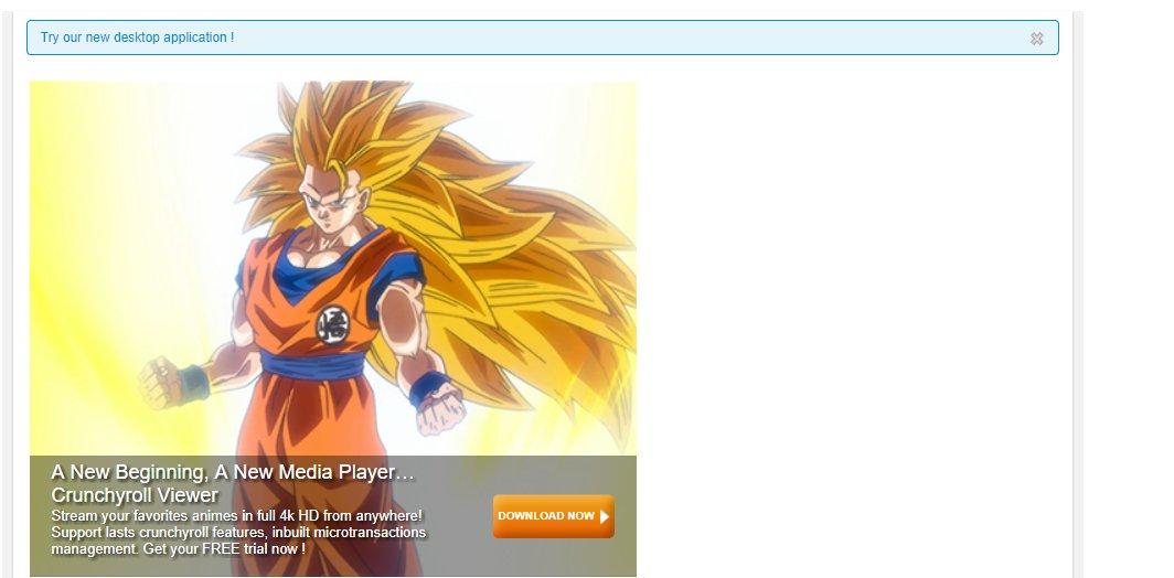 popular anime site crunchyroll com hijacked to distribute malware