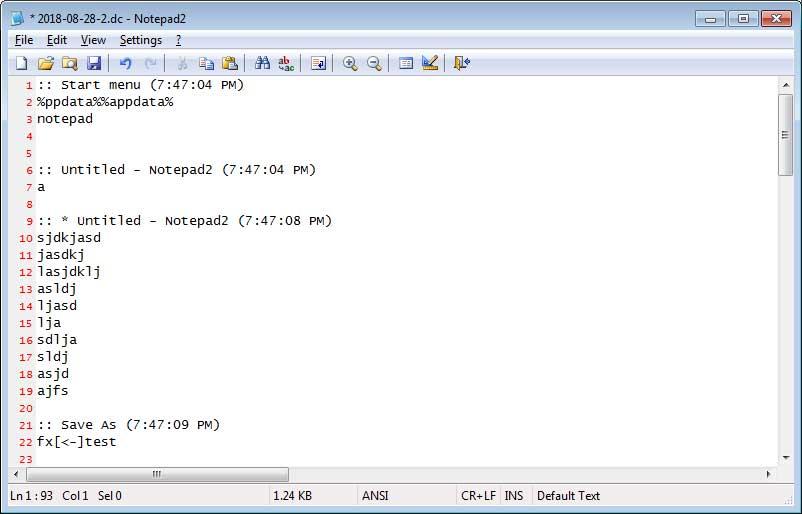 DarkComet Log File