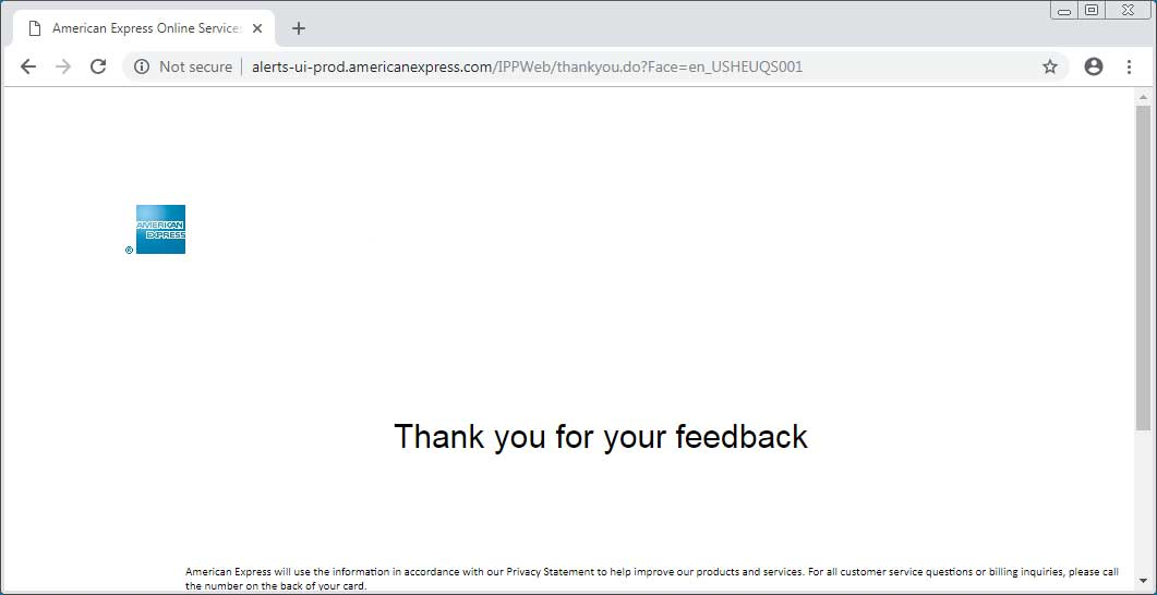 Beware of American Express Emails With Attached Phishing Form