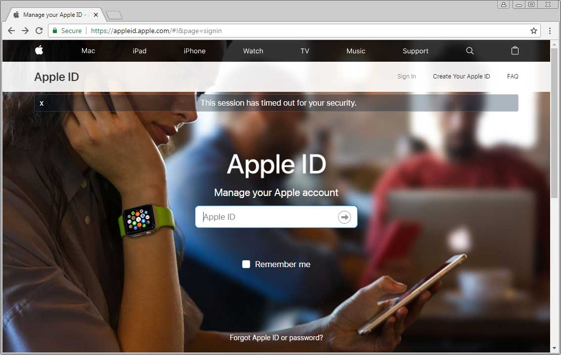 Widespread Apple ID Phishing Attack Pretends to be App Store