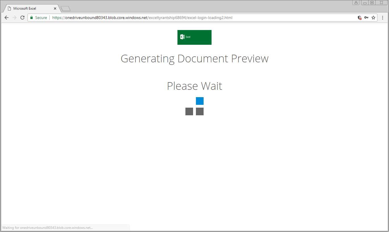 Phishing Attack Uses Azure Blob Storage to Impersonate Microsoft