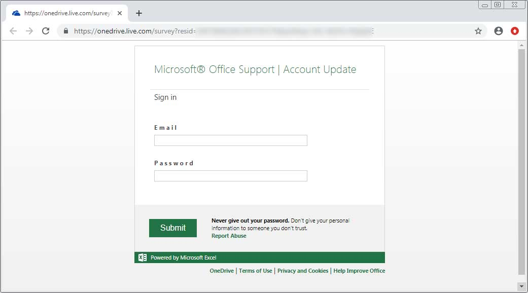 Phishing Email States Your Office 365 Account Will Be Deleted