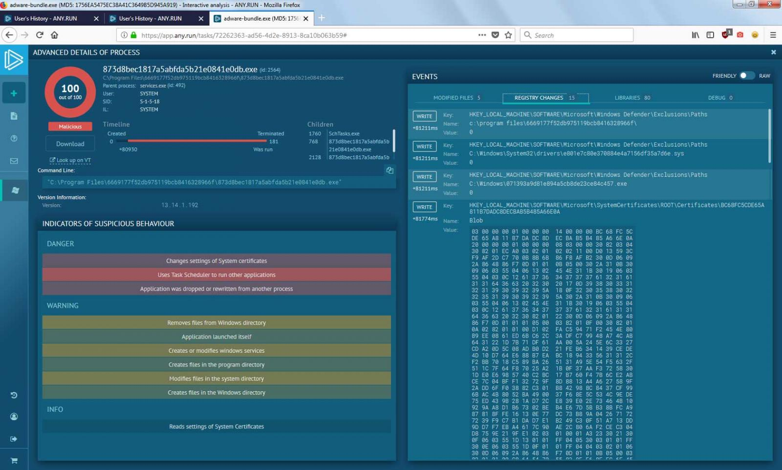 Any Run - An Interactive Malware Analysis Tool - Is Now Open