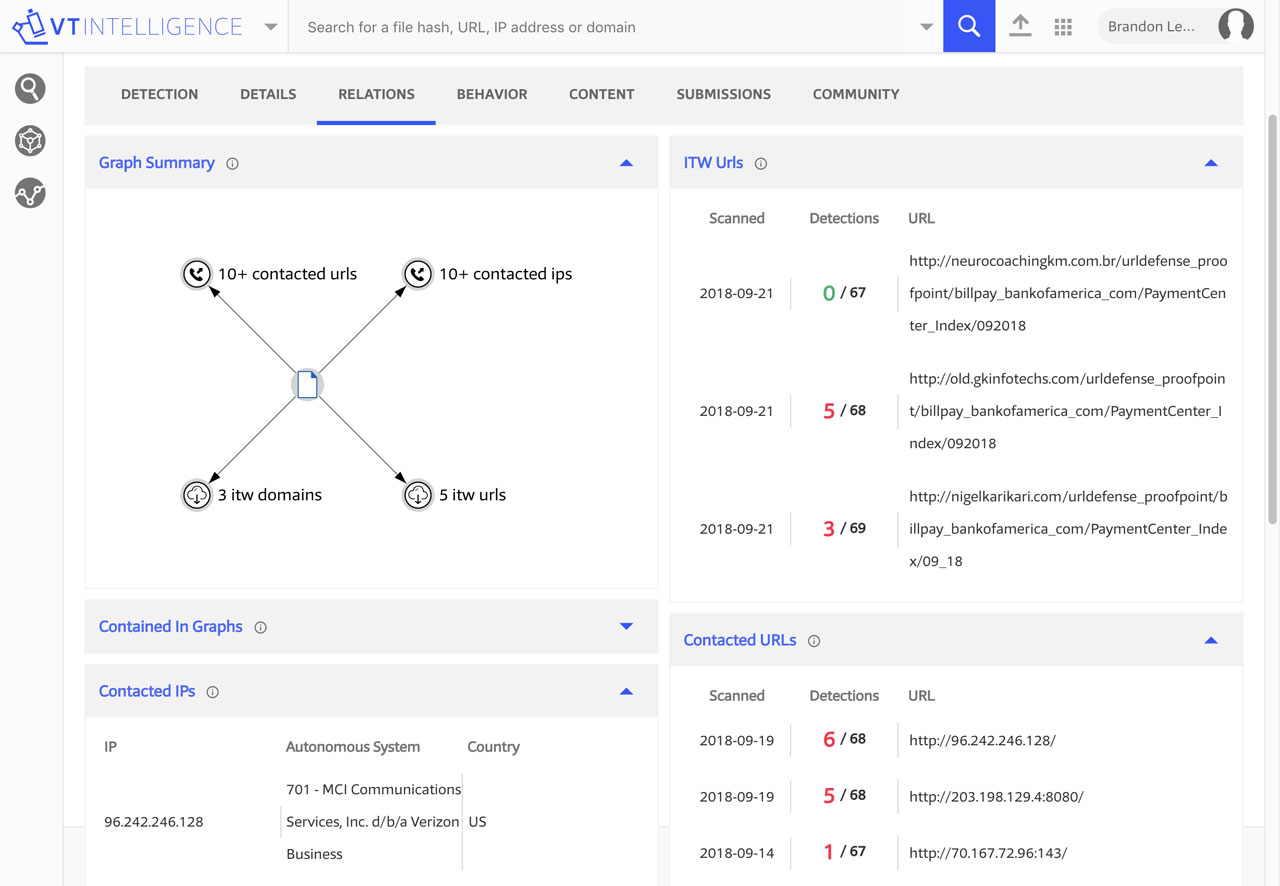 New VirusTotal Enterprise Offers Private Graphs, Faster Searches