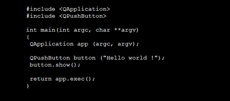 Qt5-Based GUI Apps Susceptible to Remote Code Execution