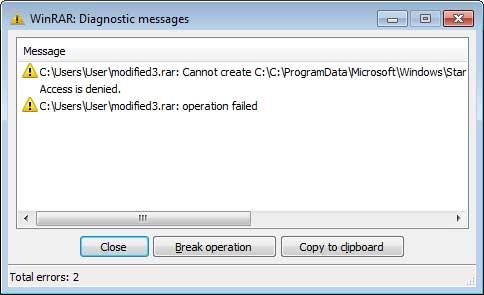 Malspam Exploits WinRAR ACE Vulnerability to Install a Backdoor