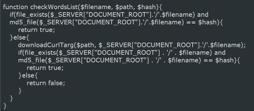 Download wordlists from C2 server