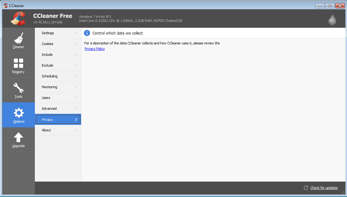 CCleaner v5 45 Pulled Due to Anger Over Usage Data Collection
