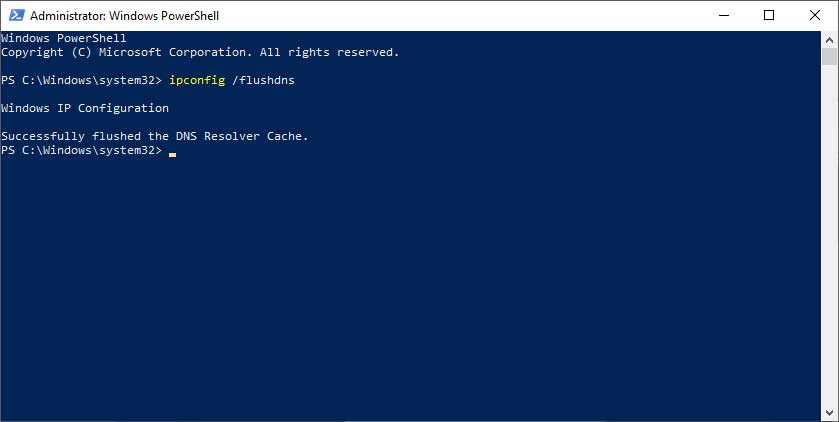 How to Clear or Flush the DNS Cache in Windows