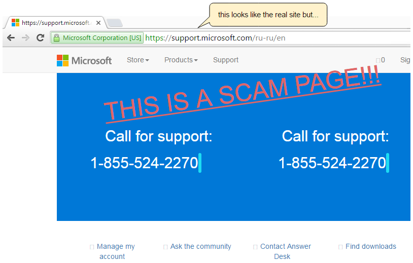Sneaky Tech Support Scammers Invent New Tricks to Fool Google Chrome