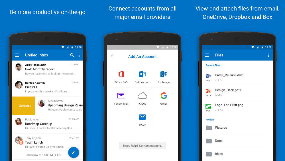 Microsoft is Updating Outlook on Android With New Feature