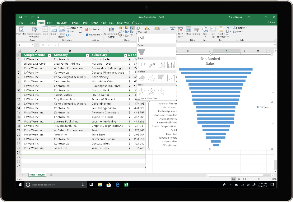 Office 2019 for Windows and Mac Is Now Available