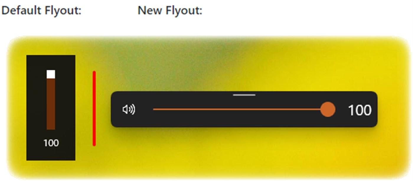Flyout