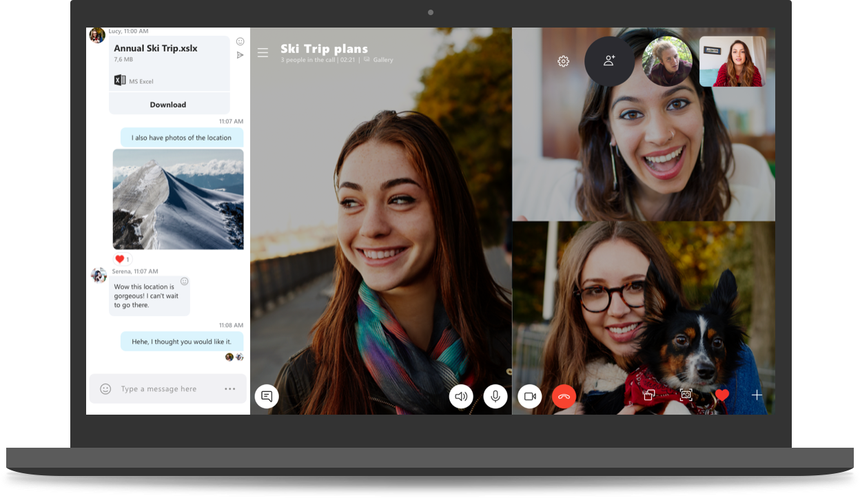caf019262cb Microsoft Is Ending Support for Skype Classic on November 1st