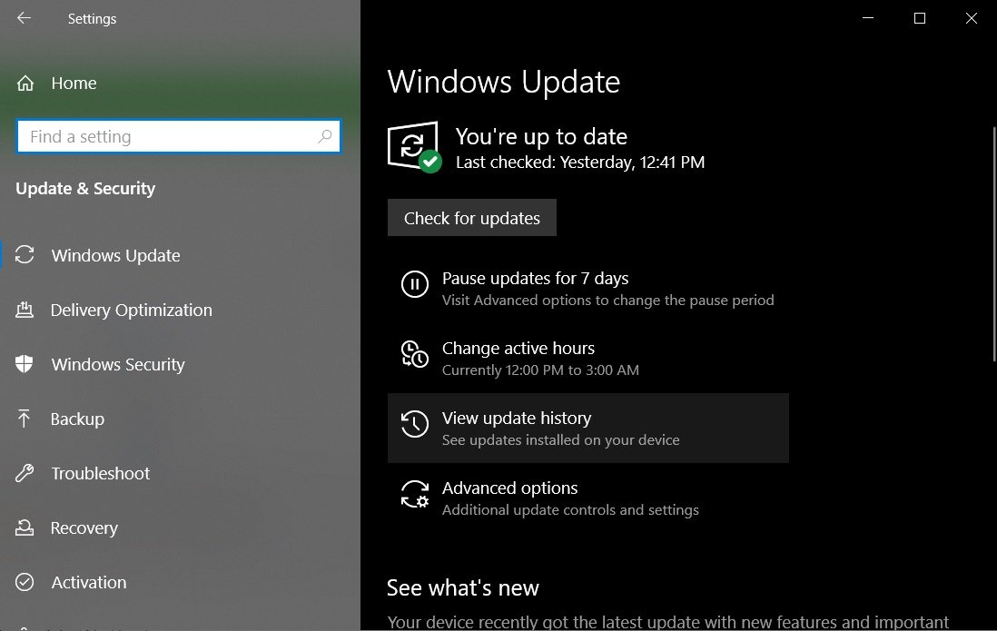 How to uninstall Windows 10 Updates | Santa Barbara Computer