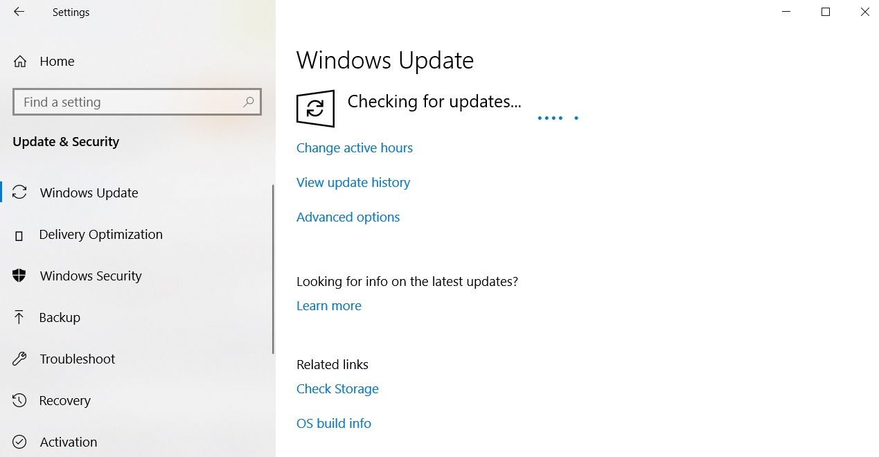october 2018 windows 10 update issues