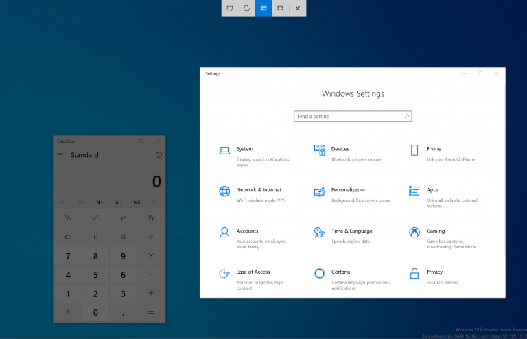 Windows 10 Build 18282 Released To Insiders With New Light Theme