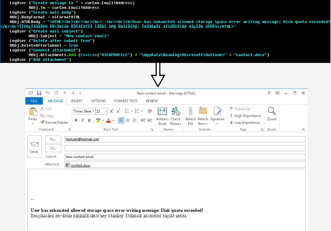 Gamaredon-OutlookVBAEmail-ESET.png