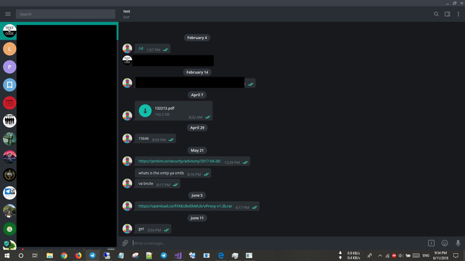 Flaw in Telegram Reveals Awful OpSec from Malware Author