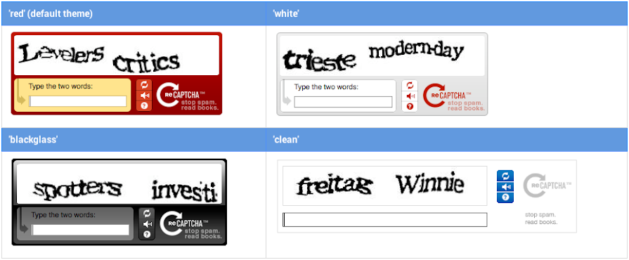 Google Speech2Text API Helps Defeat reCAPTCHA Challenge, Again