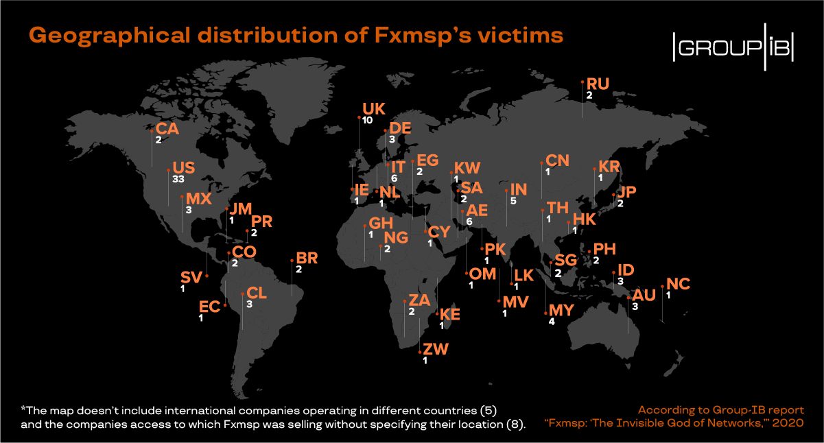 Fxmsp Hackers Made 1 5m Selling Access To Corporate Networks