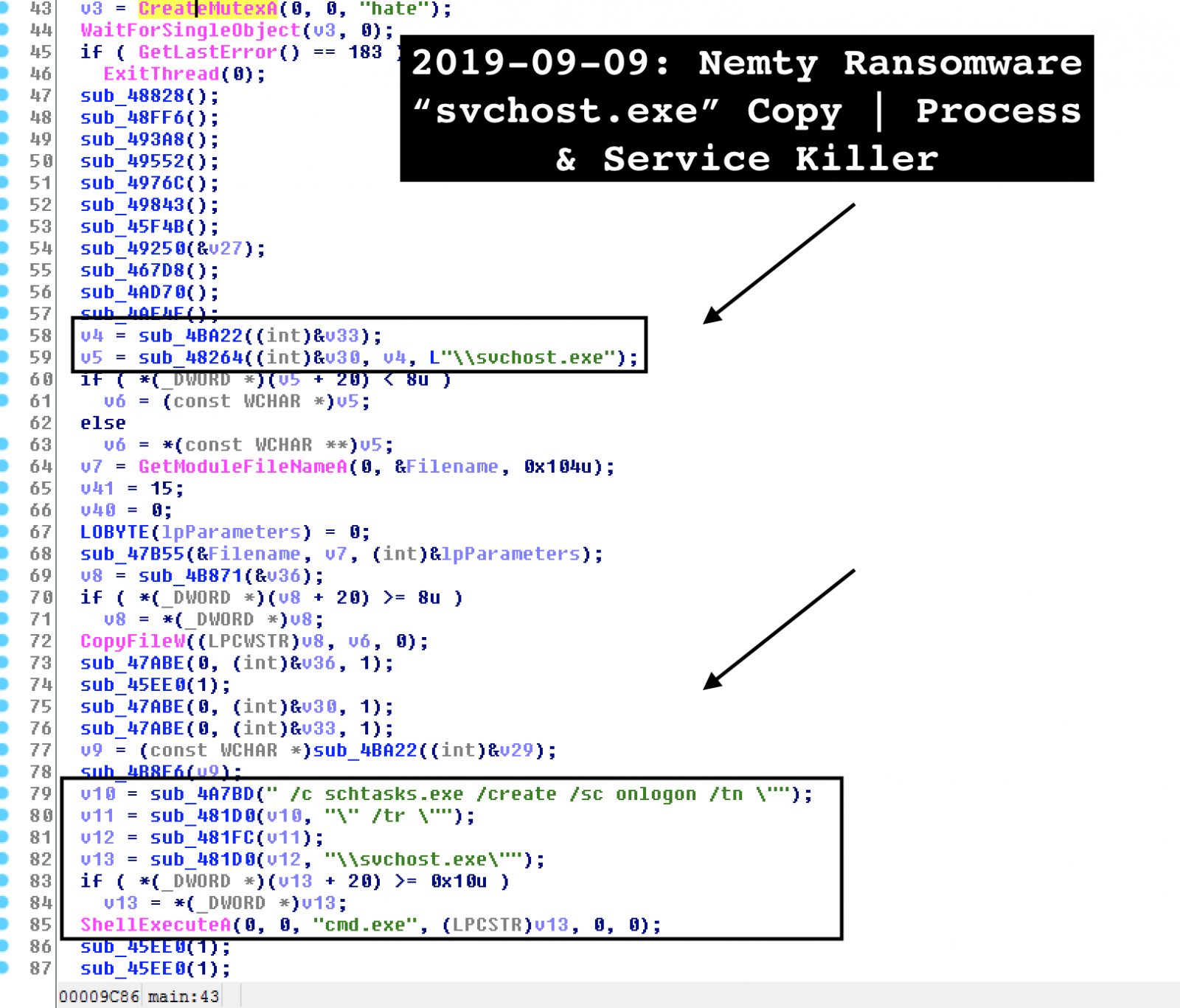 Nemty Ransomware Update Lets It Kill Processes and Services