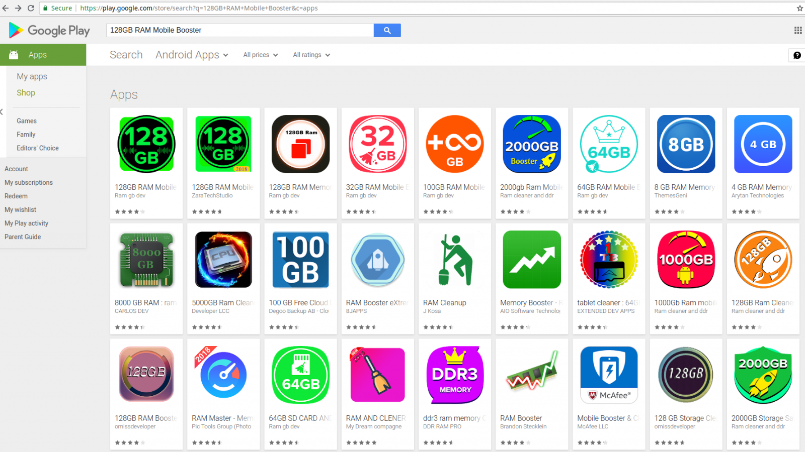 Banking Trojans and Shady Apps Galore In Google Play