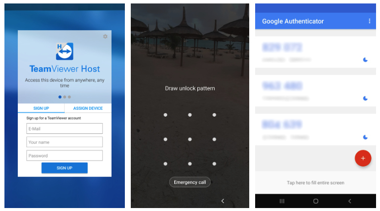 Google Authenticator App Codes Can Be Stolen by Android Malware Cerberus: ThreatFabric