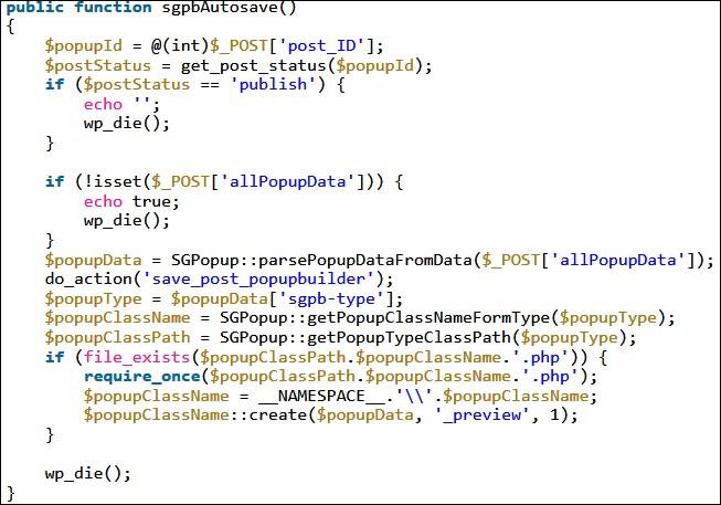 易受攻击的代码中不进行随机数和权限检查