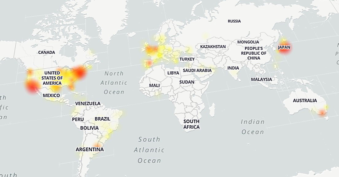 Twitter is down in global outage, not allowing new tweets