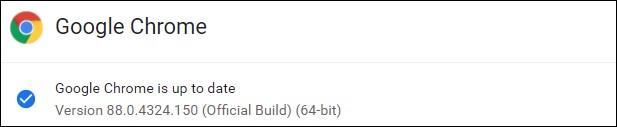 Chrome 88.0.4324.150