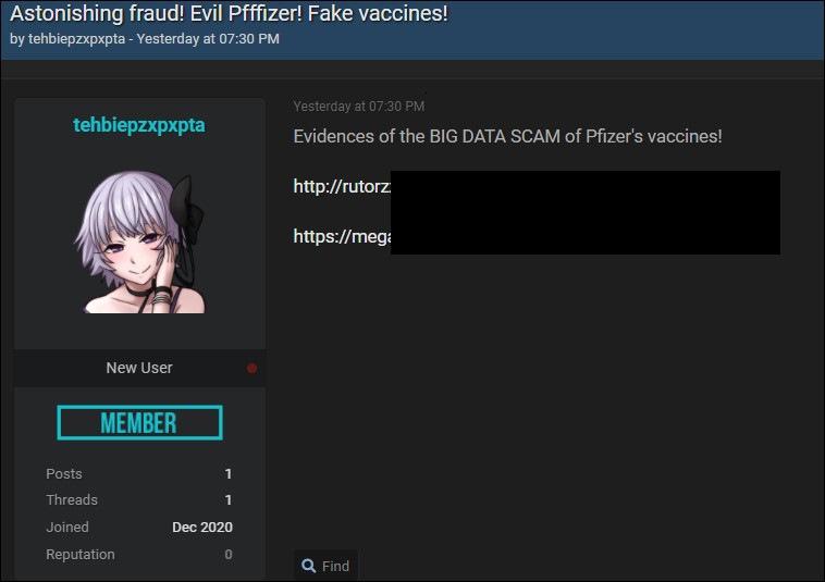 EMA data leak