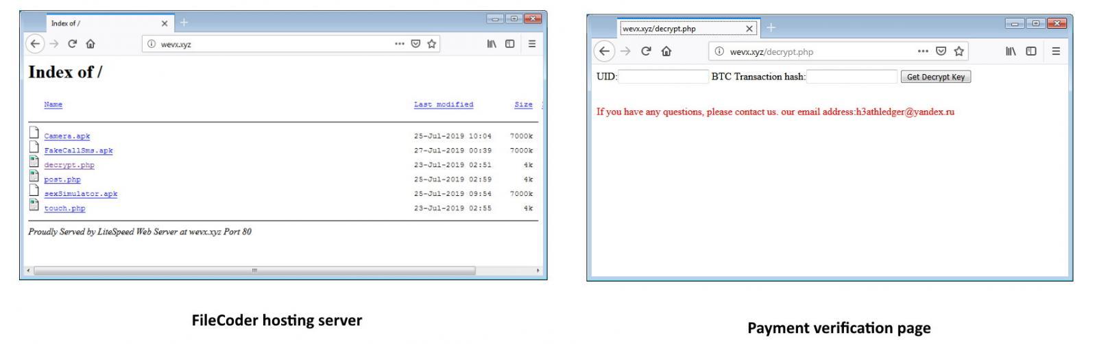 Servidor FileCoder