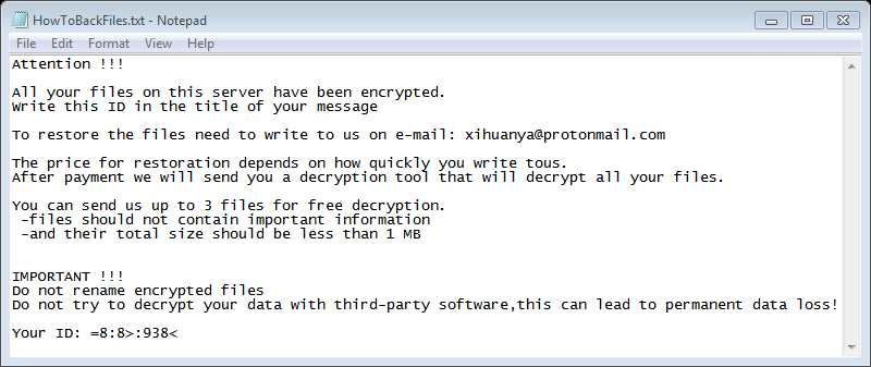 The Week in Ransomware - June 21st 2019 - Backup, Backup