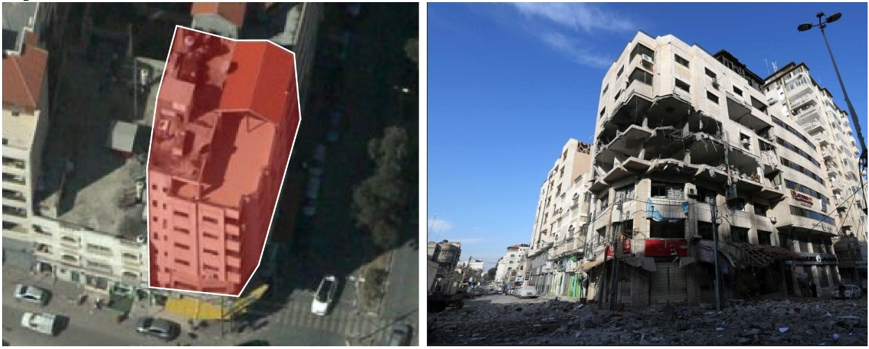 Israel Bombs Hamas Building as Retaliation for Cyber Attack