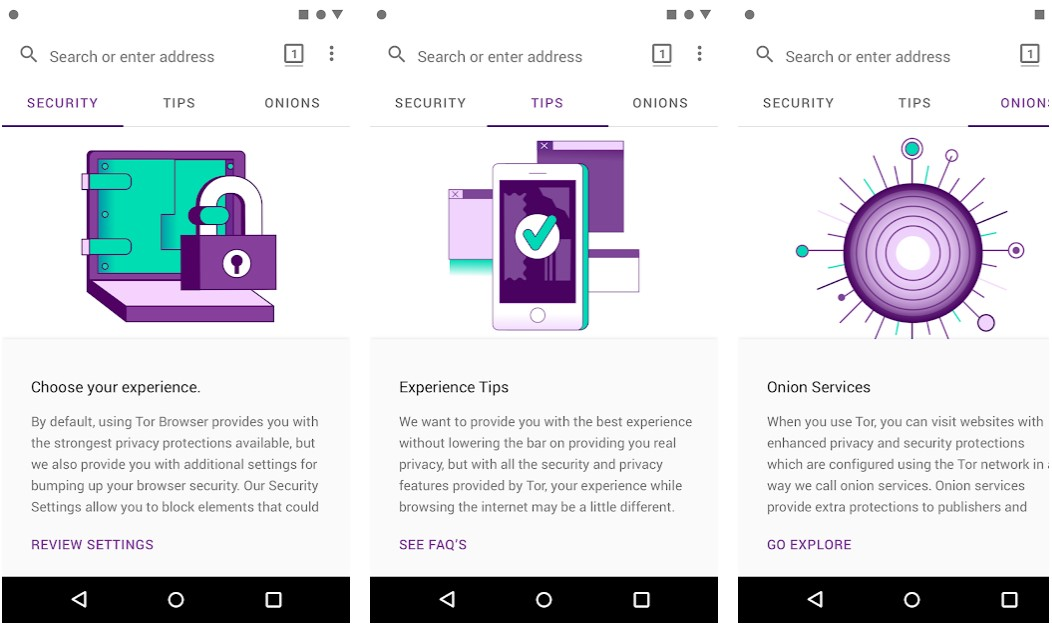 Tor Browser 8 5 for Android Released On The Google Play Store
