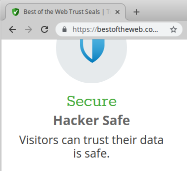 Keyloggers Injected in Web Trust Seal Supply Chain Attack