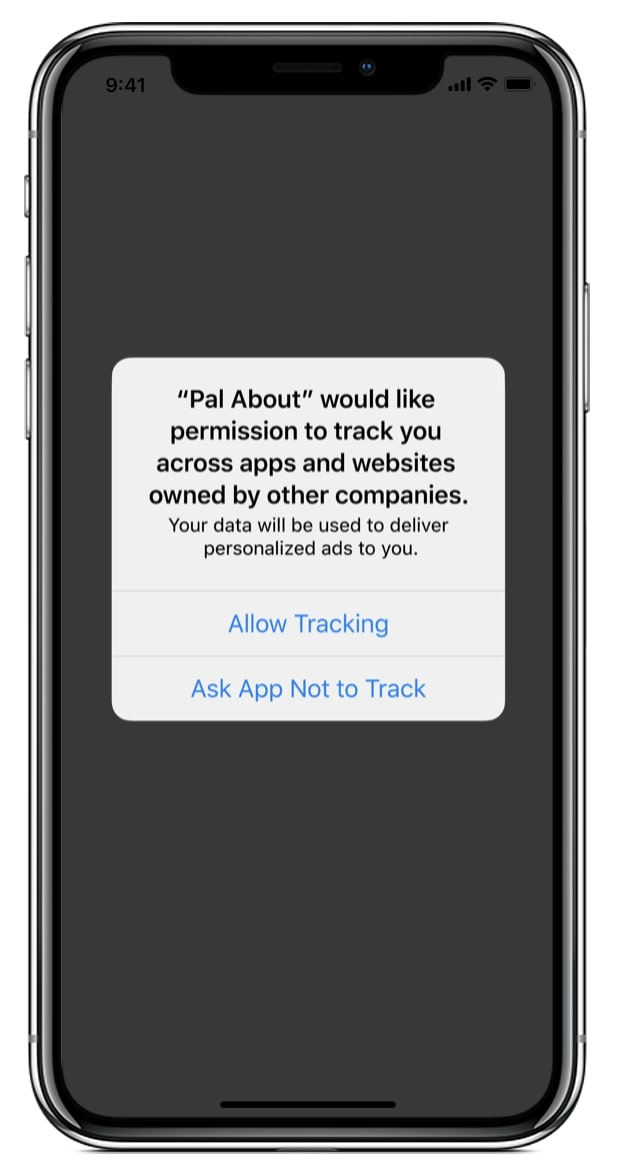Apple iPhone privacy feature