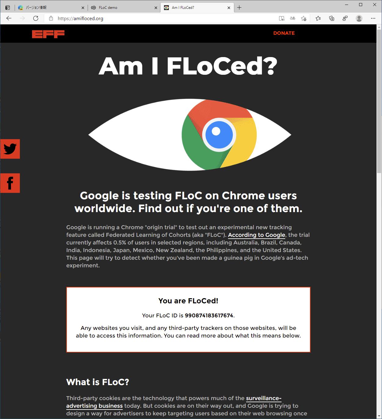 floc google eff