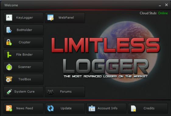 Limitless Logger