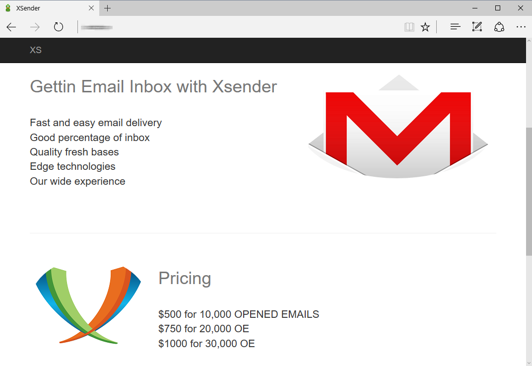 XSender: The Source of All the Recent XMPP Spam