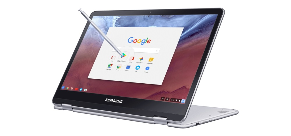 Google and Samsung Release Touchscreen-Enabled Chromebook